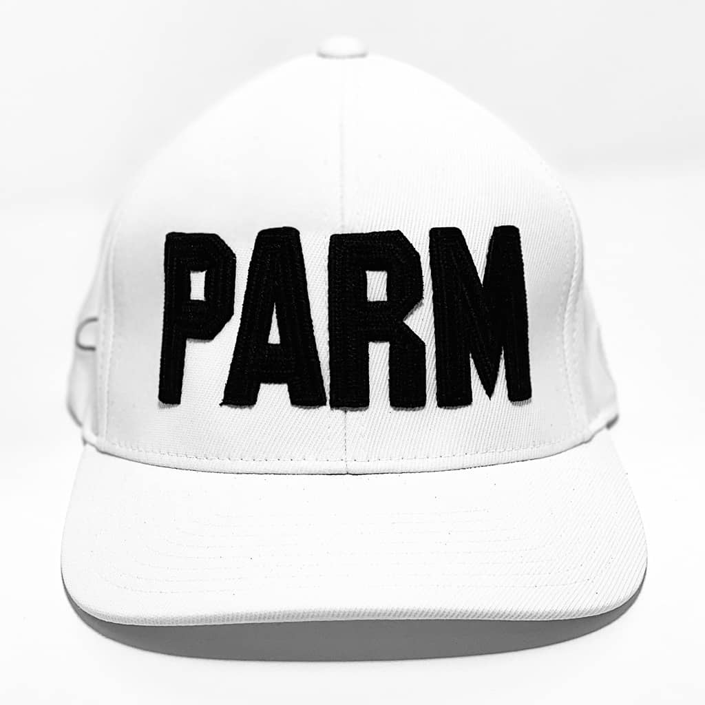 G4 Parm Hat (Front) - White